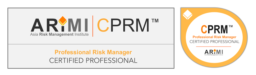Certification Badge for CPRM