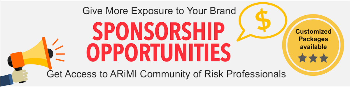 Sponsor an ARiMI Event