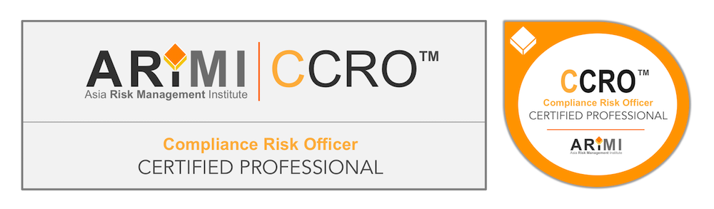 Certification Badge for CCRO